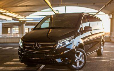 Mercedes Business Van